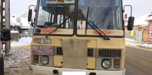 В Ставрополе водитель автобуса чуть не убил пенсионерку