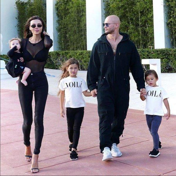 Супругу Джигана в Майами перепутали с Анджелиной Джоли