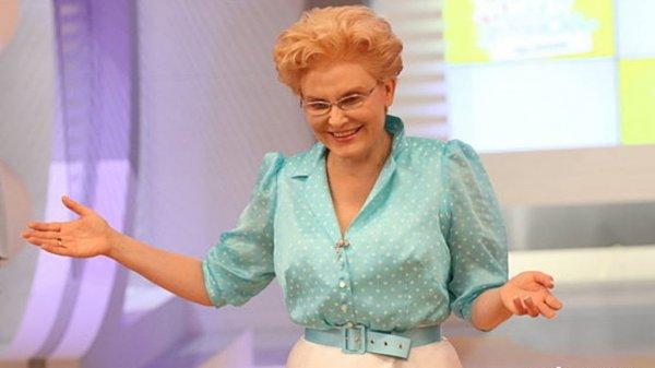 Елена Малышева раскрыла секрет своей авторской диеты