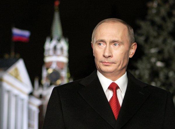 Путин поздравил Земана с победой на президентских выборах