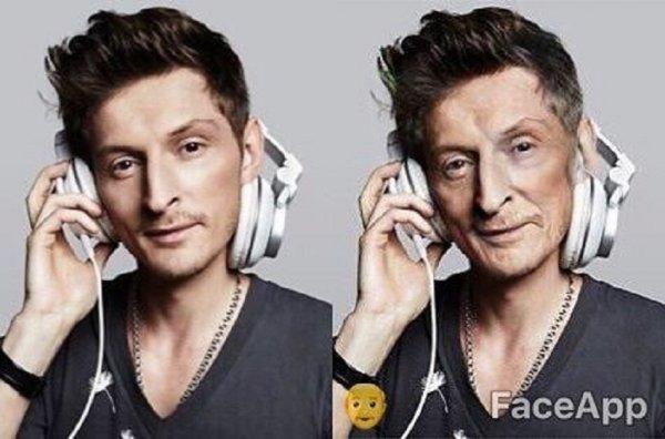 FaceApp показало, как будут выглядеть российские звезды в старости
