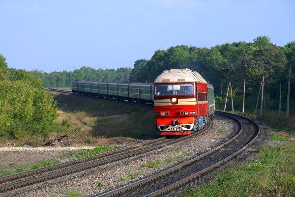 Приостановлено движение пригородных поездов на участке Болшево - Фрязино