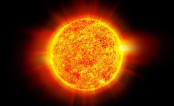 Уфологи: Солнце атакует космический флот НЛО