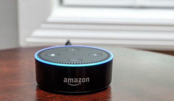 Alexa от Amazon научилась отправлять SMS другим абонентам