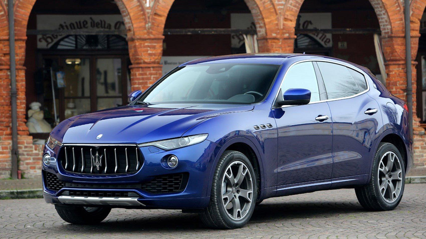 Продажи Maserati в России в 2017 году увеличились в 8 раз