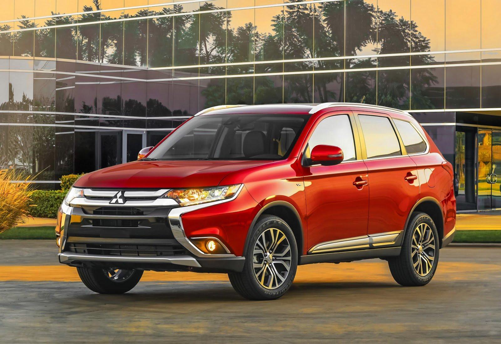 В январе продажи Mitsubishi в Росии подскочили в 2 раза
