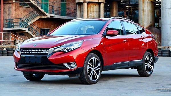 Китайский клон Nissan Murano получил гибридный привод