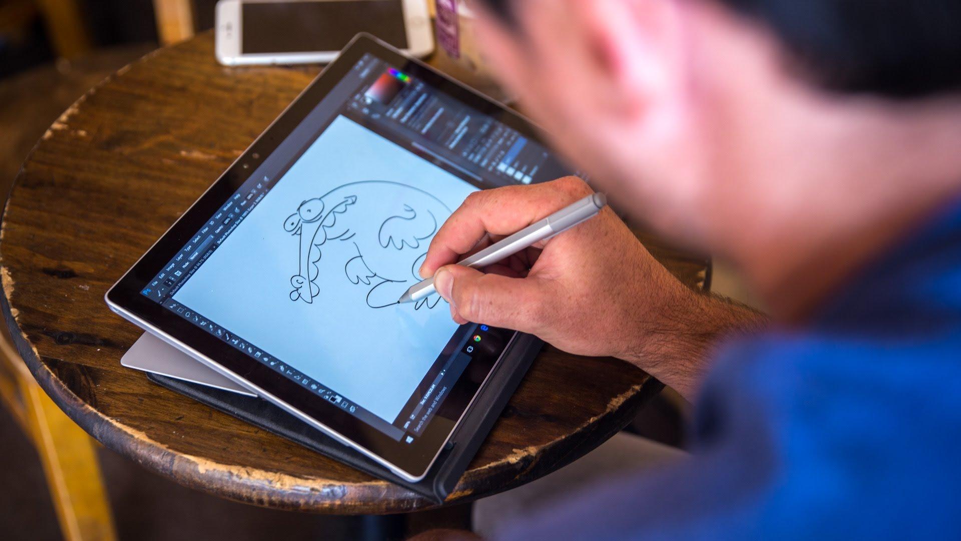 Владельцы Microsoft Surface Pro 4 лечат планшет заморозкой