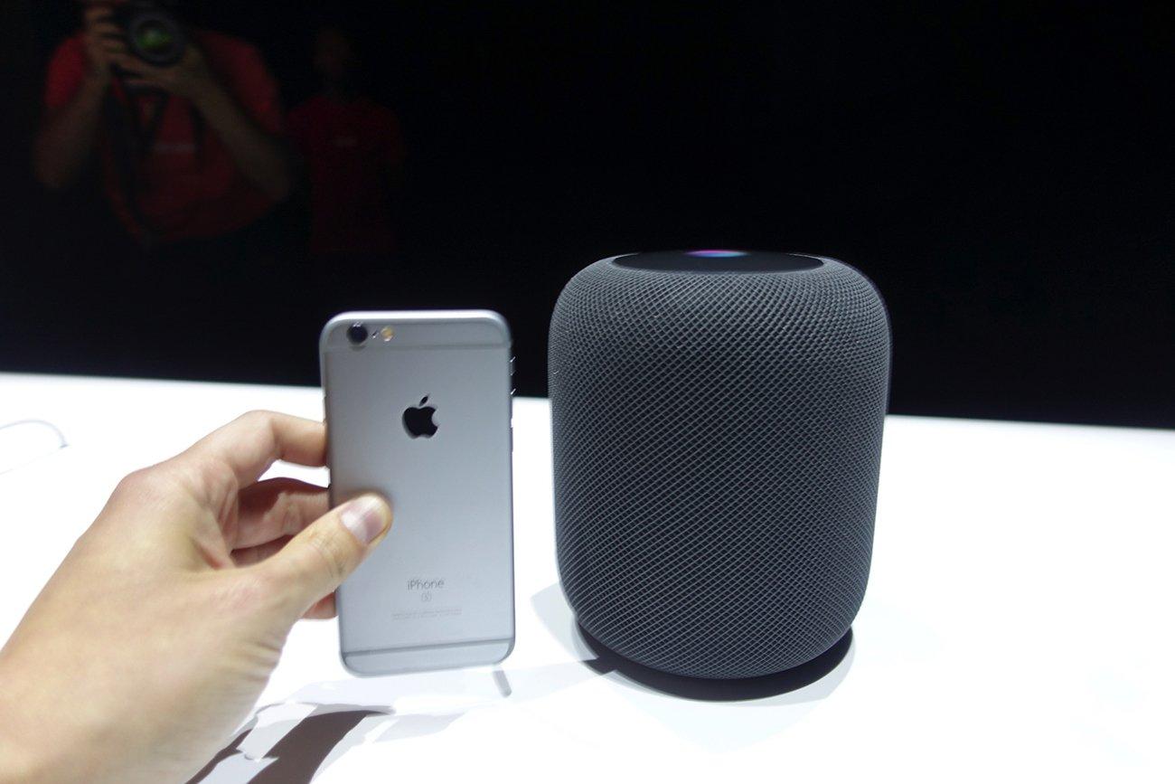 Колонка Apple Home Pod оказалась несовместимой с Android-смартфонами