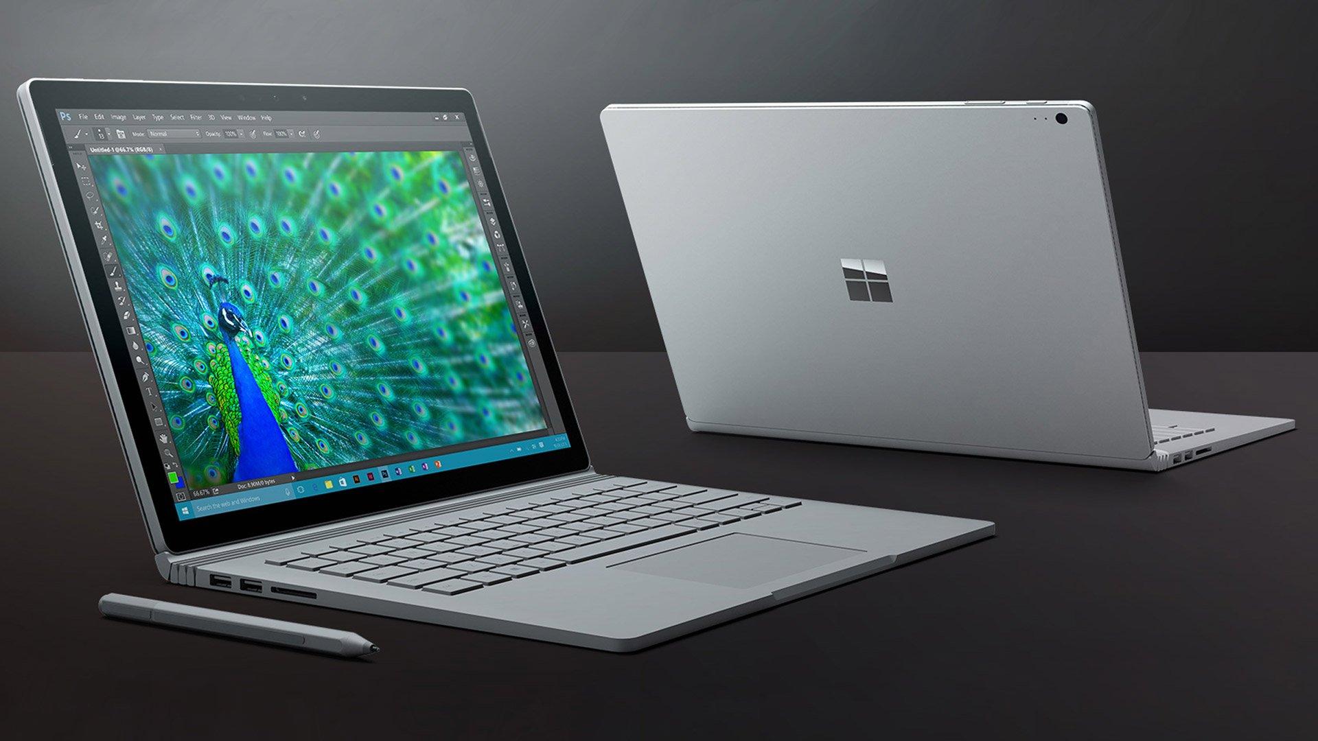 В США в продажу поступила бюджетная версия ноутбука Surface Laptop от Microsoft