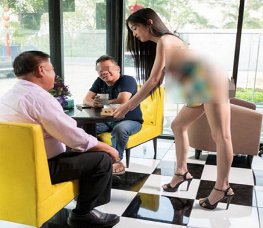 Секс индустрия в ханты мансийске