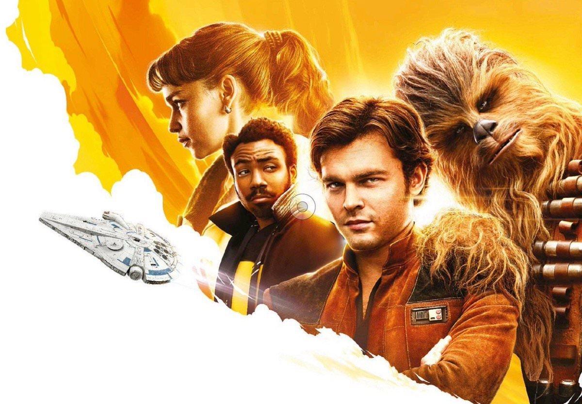 Тизер-трейлер фильма «Соло. Звездные войны: Истории»