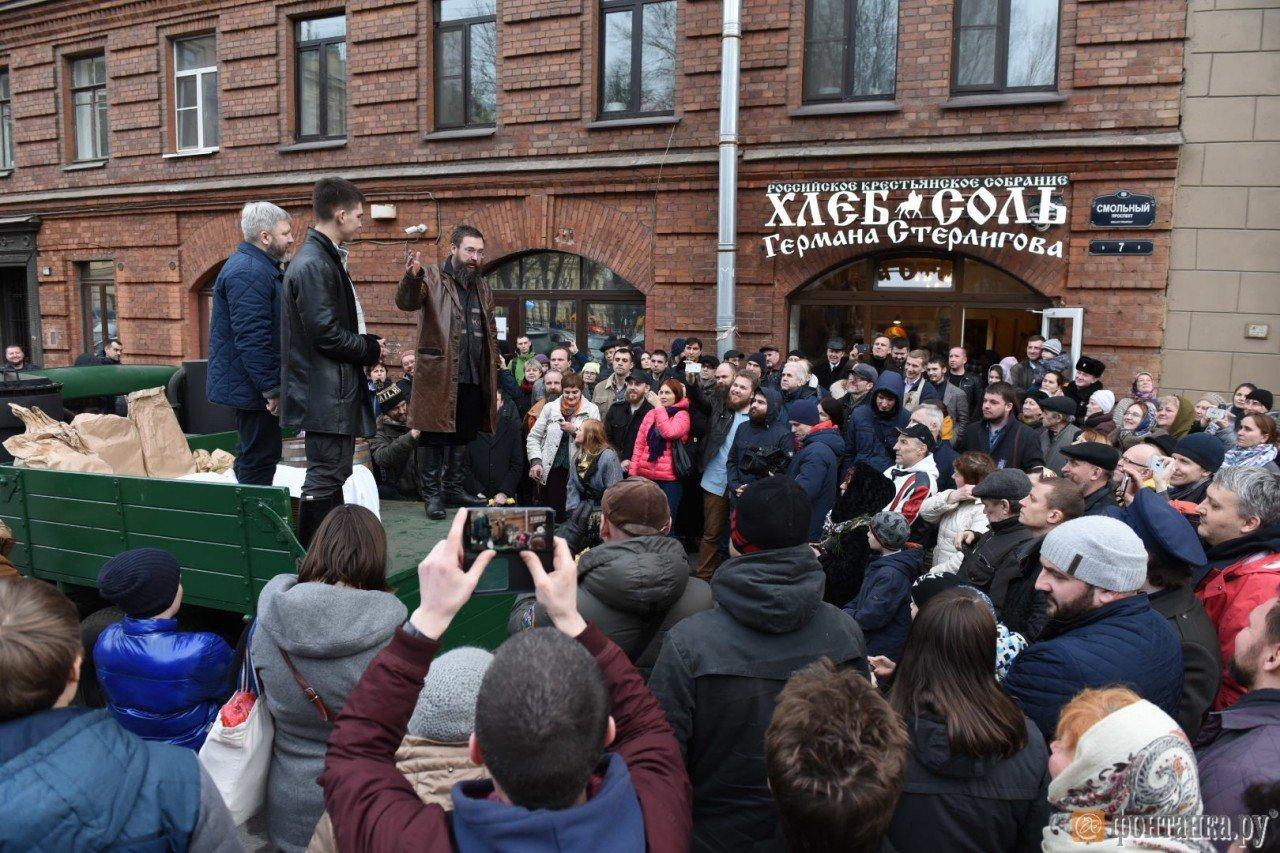Магазин вРостове Стерлигов открыл наместе «секс-шопа»