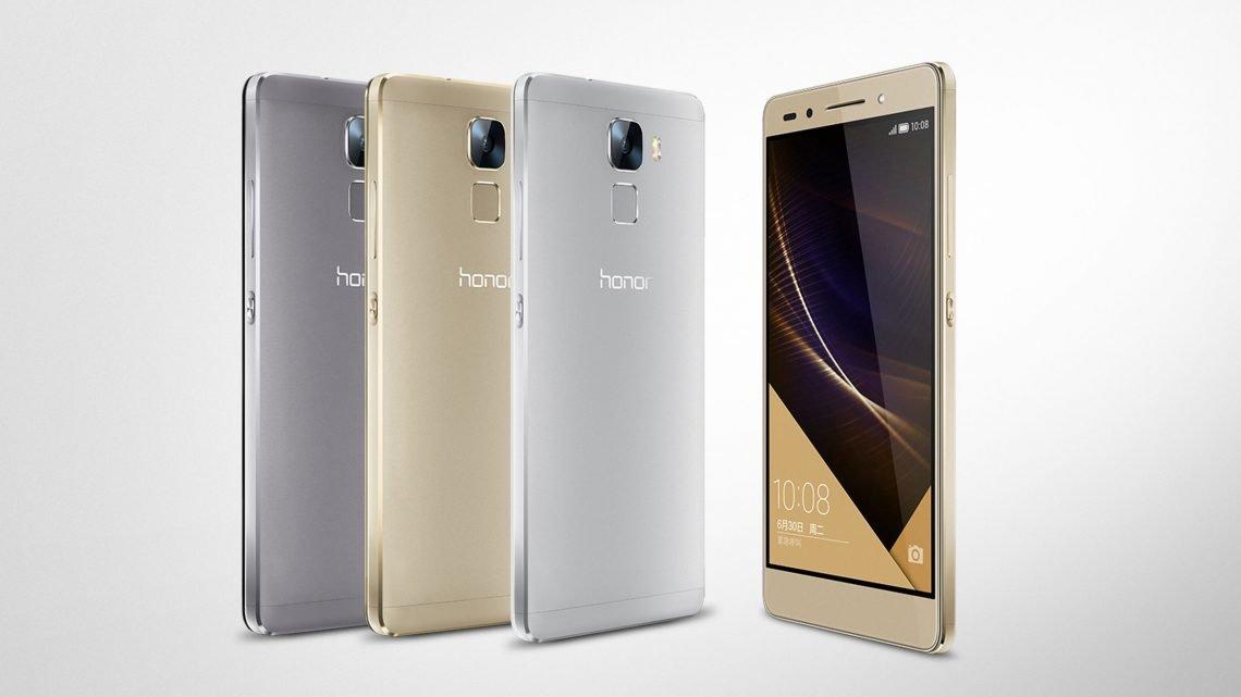 Компания Huawei представила новый Honor с двойной камерой