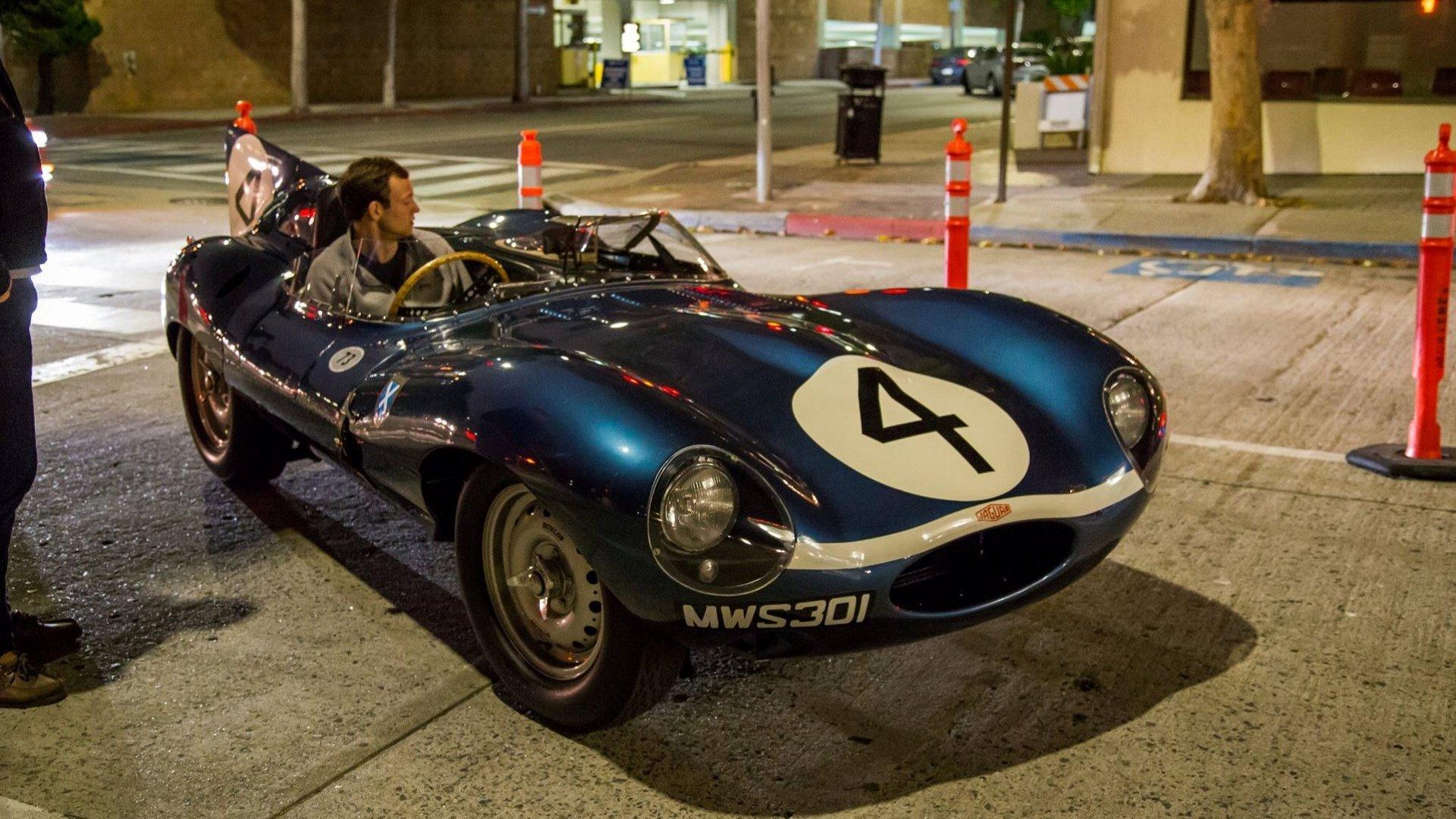 Компания Jaguar возродит легендарный спорткар D-Type