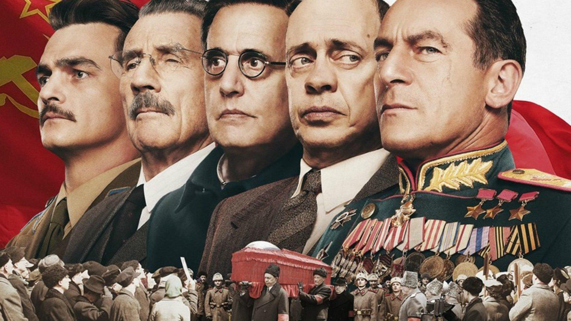 На Минкульт подали в суд из-за запрета фильма Смерть Сталина
