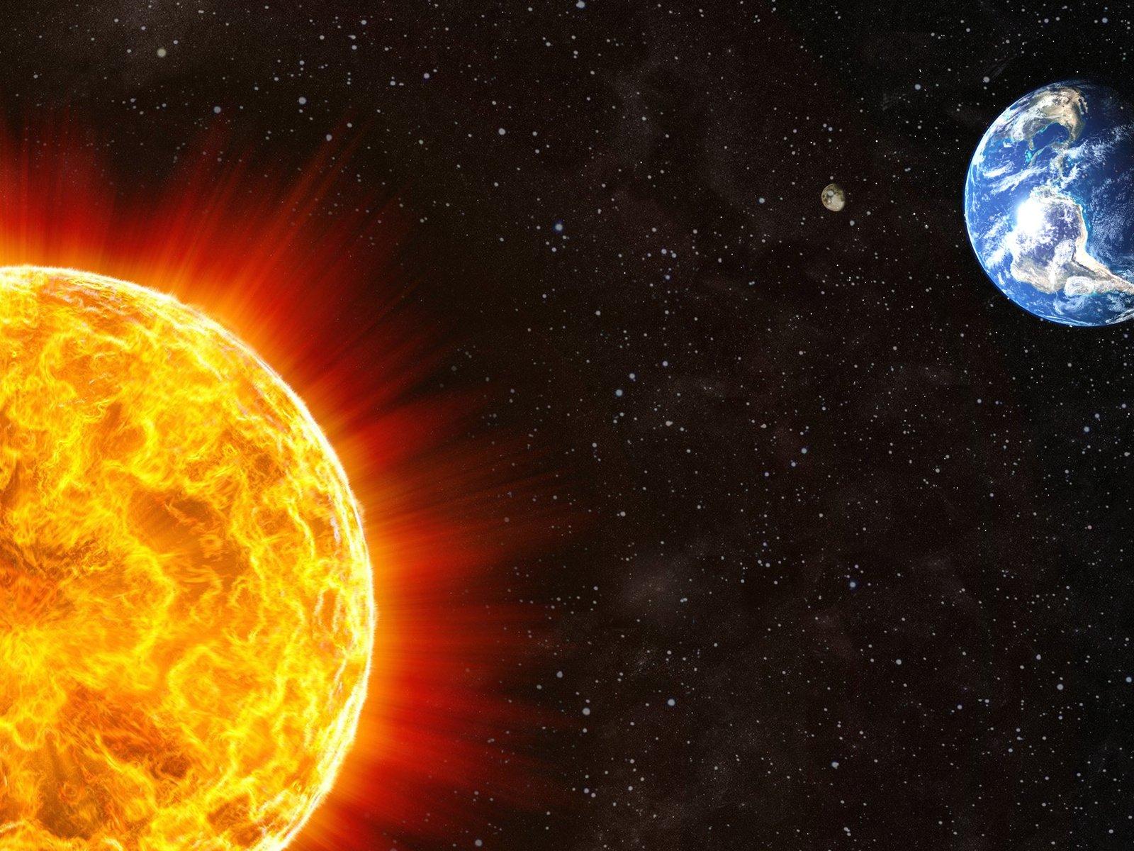 Ученые поведали , чем угрожает  Земле «большой солнечный минимум»
