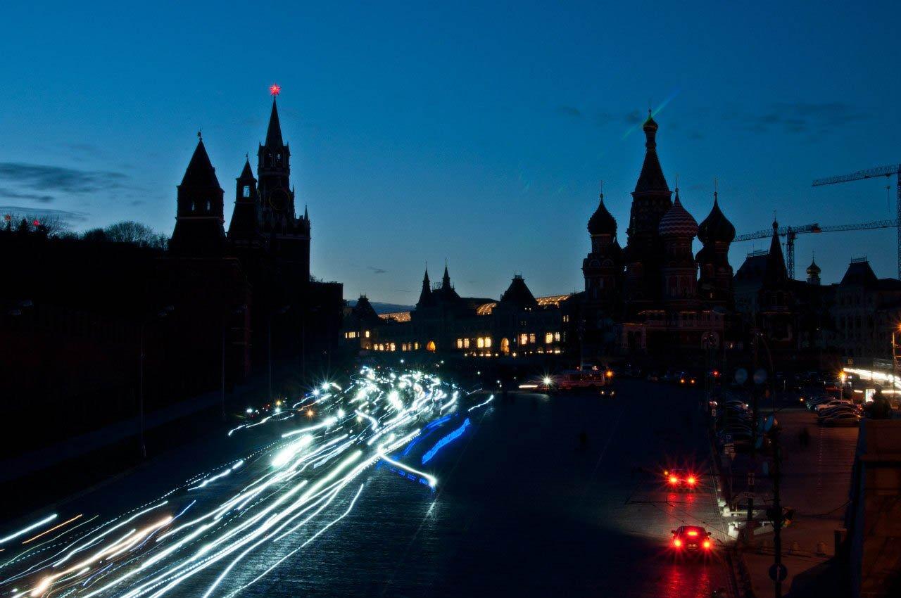Москва в 10-й раз примет участие в«Часе Земли»
