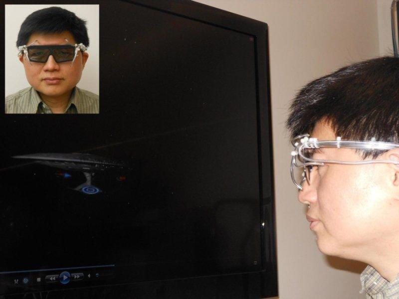 Разработаны 4D-очки, передающие эффект приближающегося объекта