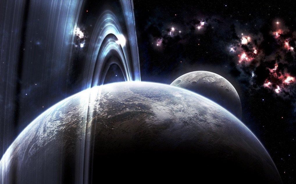 Астрономы молчат о странных вспышках на Уране Дефекты объектива или НЛО