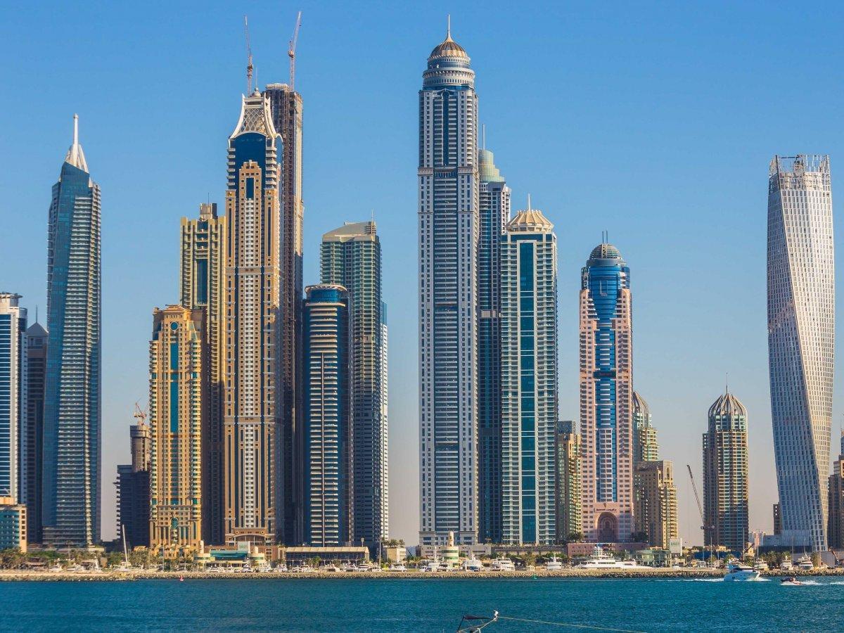 ВДубае готов коткрытию самый высокий отель вмире