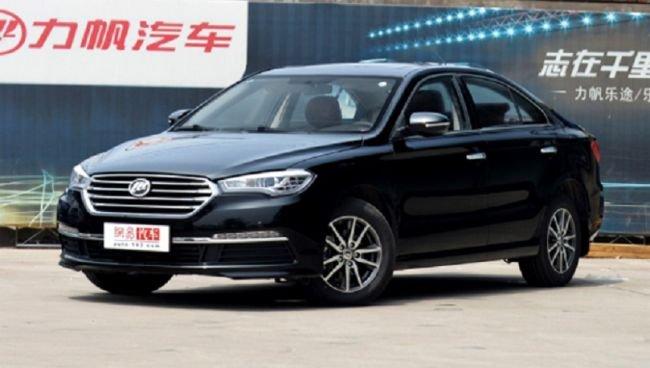 Компанией Лифан будет обновлен соперник Тойота Camry