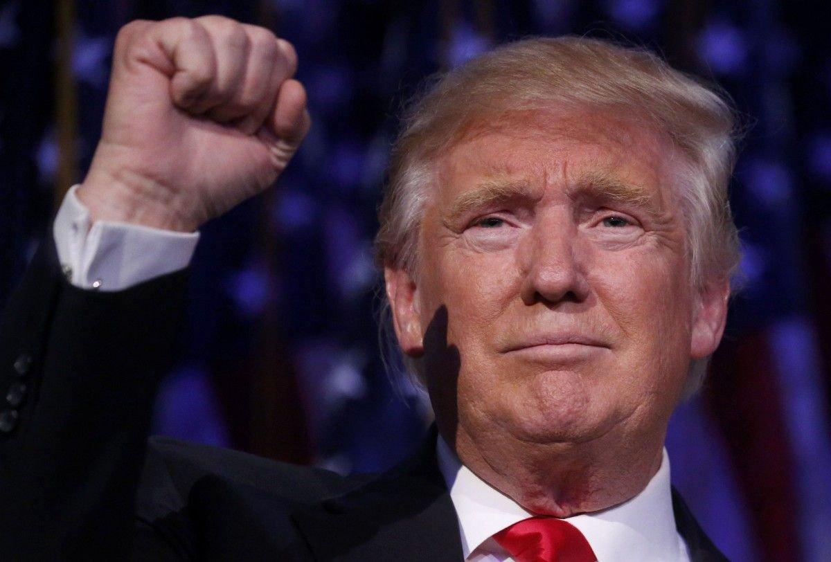 Трамп даст интервью для книги-ответа на«Огонь иярость»