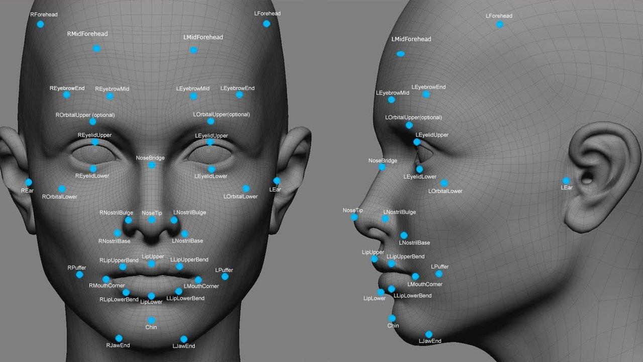 Microsoft запатентовала систему распознавания лиц