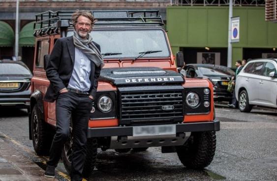 Benz разработают замену Ленд-Ровер Defender для английского миллиардера
