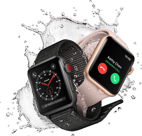 Розничная продажа Apple Watch обогнала экспорт швейцарских часов