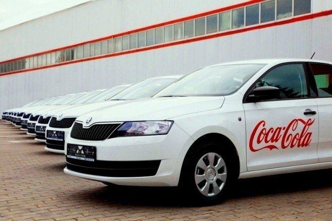 На столицуРФ довелось 30% корпоративных продаж авто