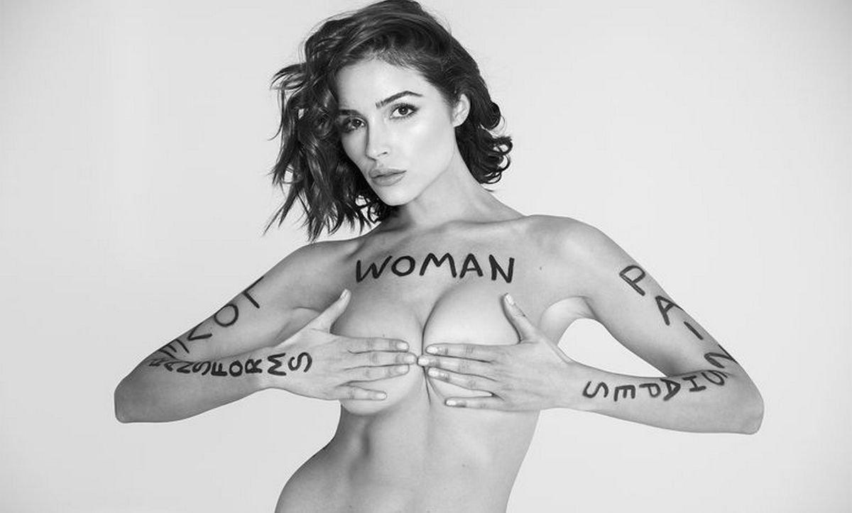 Мисс Вселенная снялась воткровенной фотосессии вподдержку жертв насилия