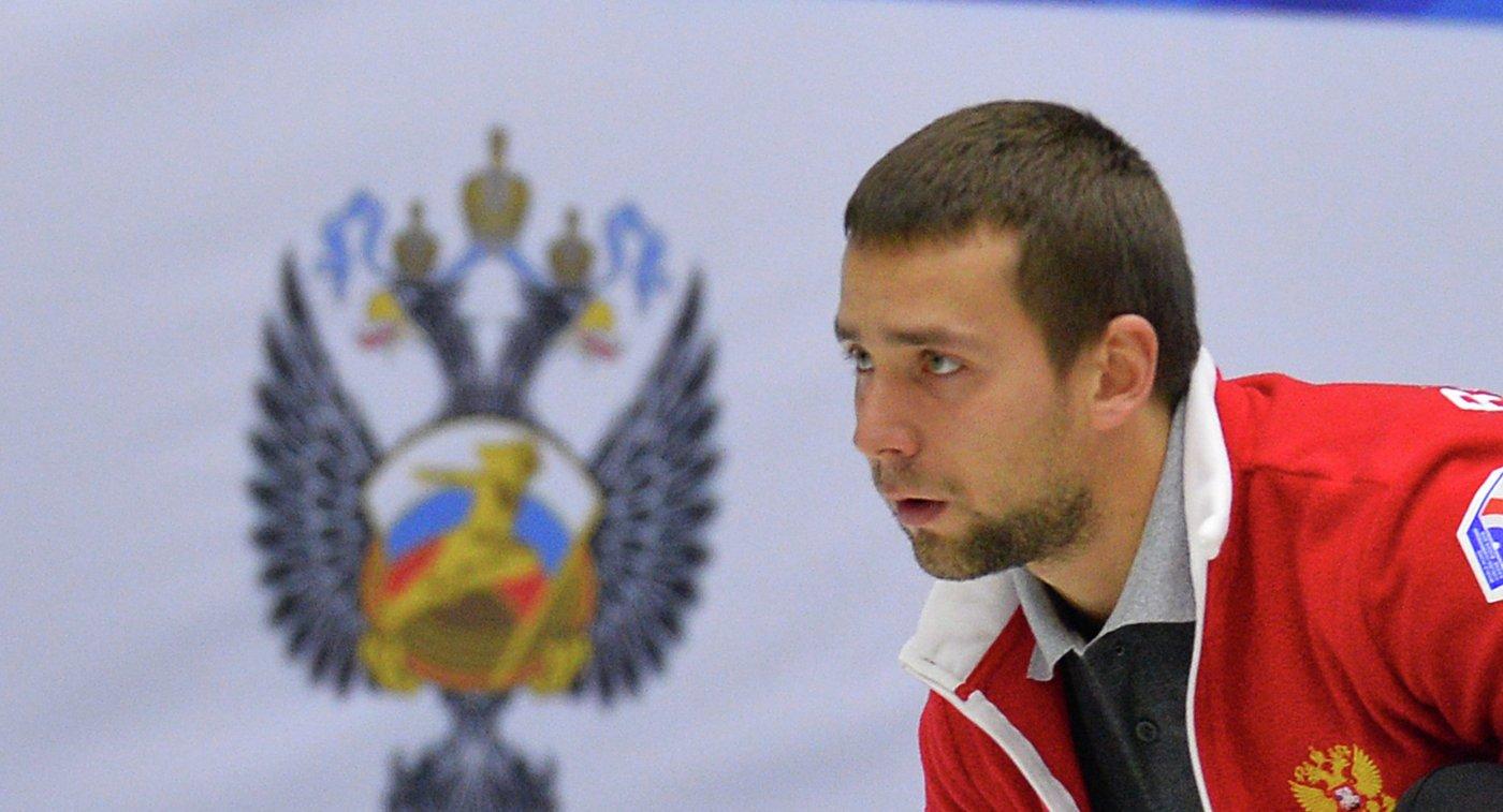 Дмитрий Свищев: официального подтверждения положительной допинг-пробы керлингиста Александра Крушельницкого нет