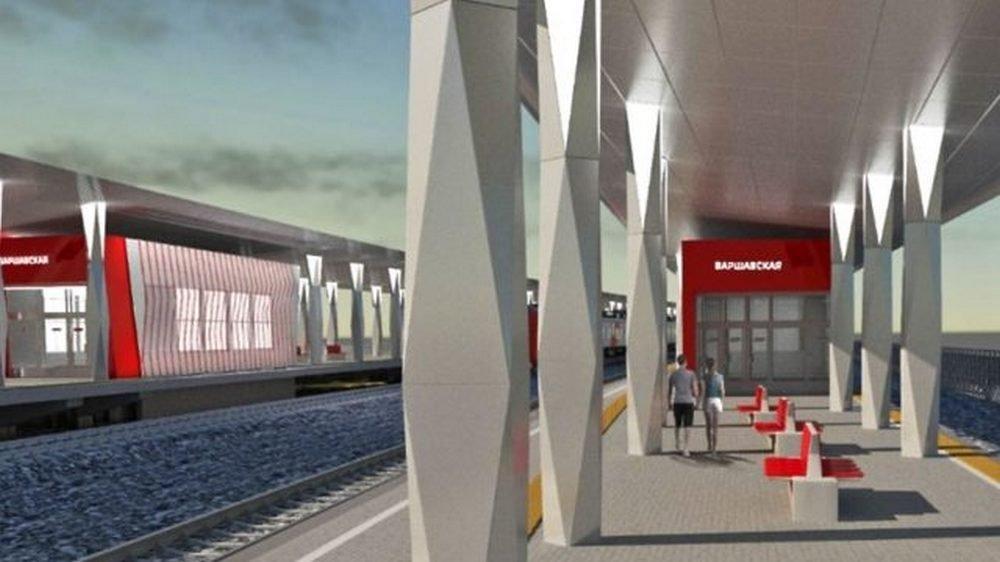 Станция метро «Варшавская» в столице получит дизайн встиле авангард