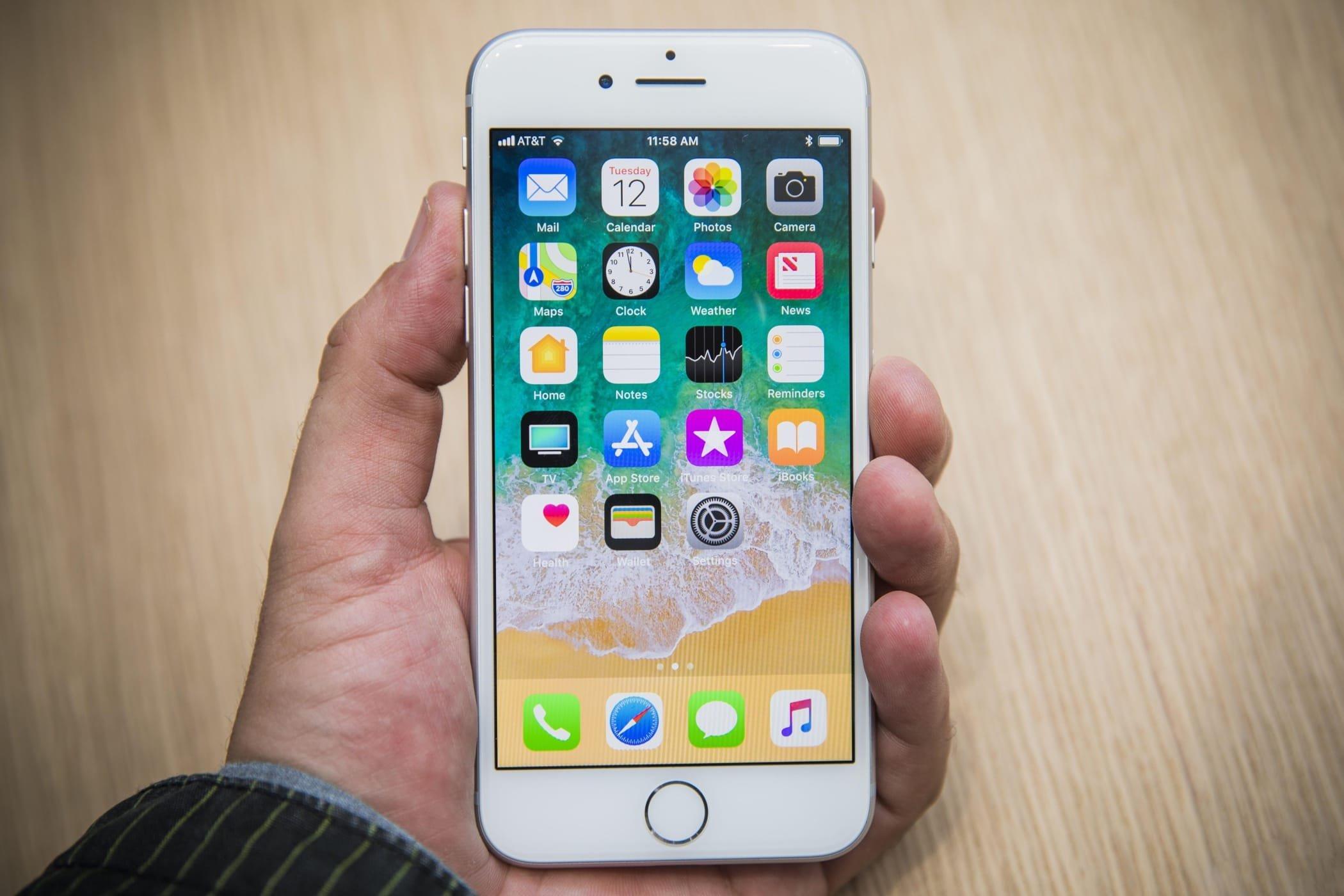 Последующие модели iPhone будут выпускаться без кнопки Home