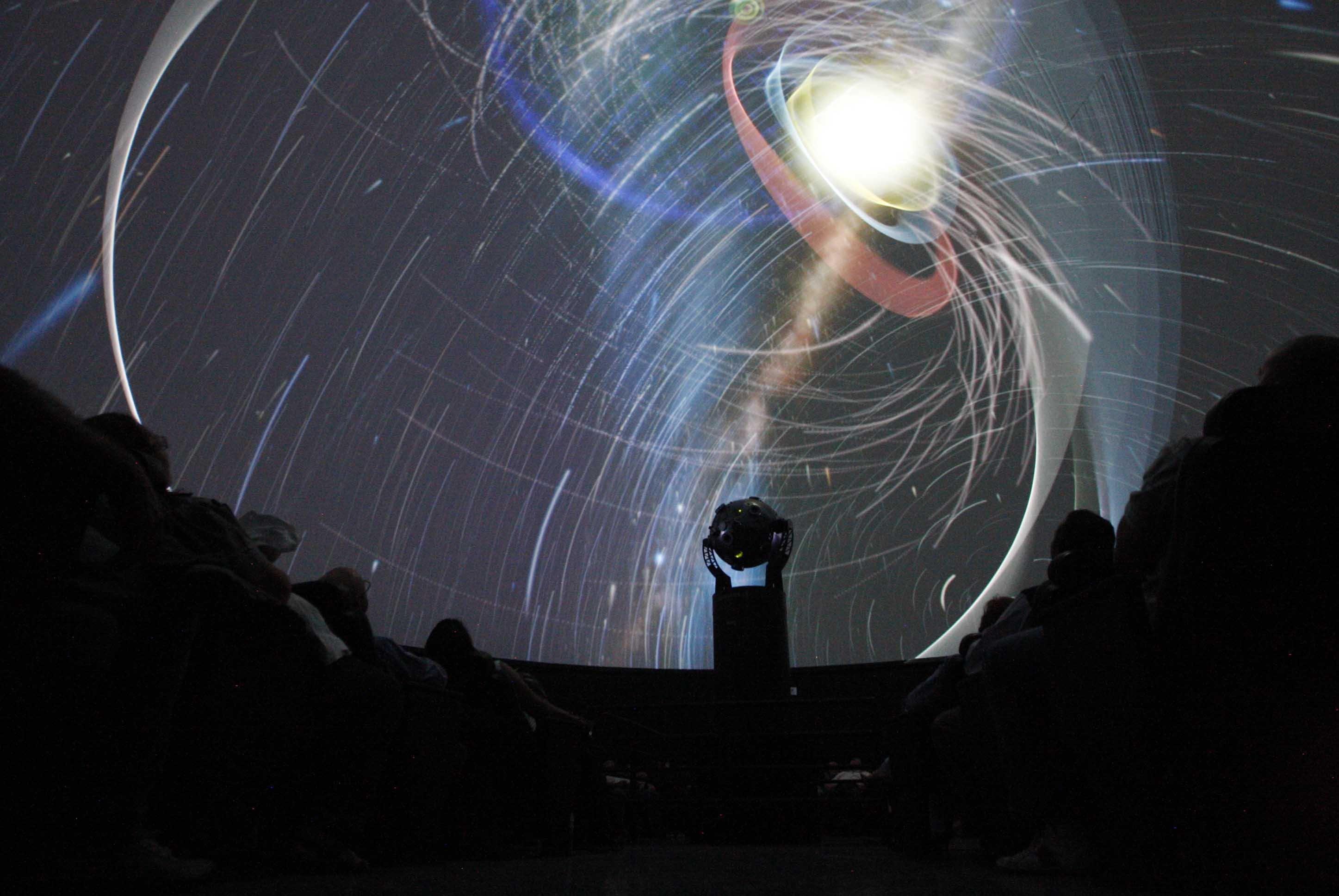 ВКраснодаре представят «Сферический планетарий»