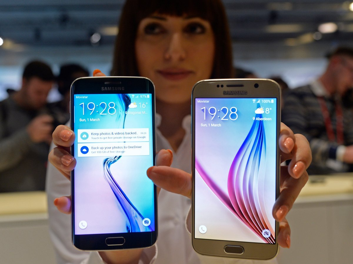 Самсунг остановил выпуск андроид Oreo для Galaxy S8 иS8+