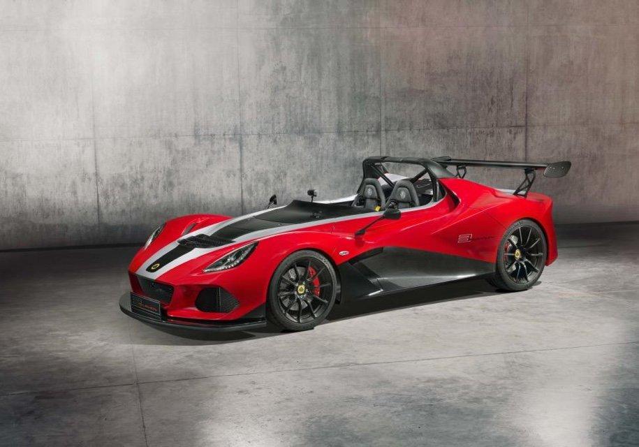 Lotus представил быстрейший дорожный спорткар в своей истории