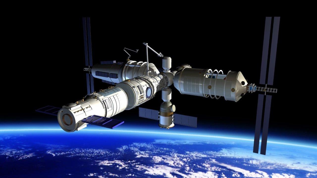 США запустят несколько на100% автономных космических станций