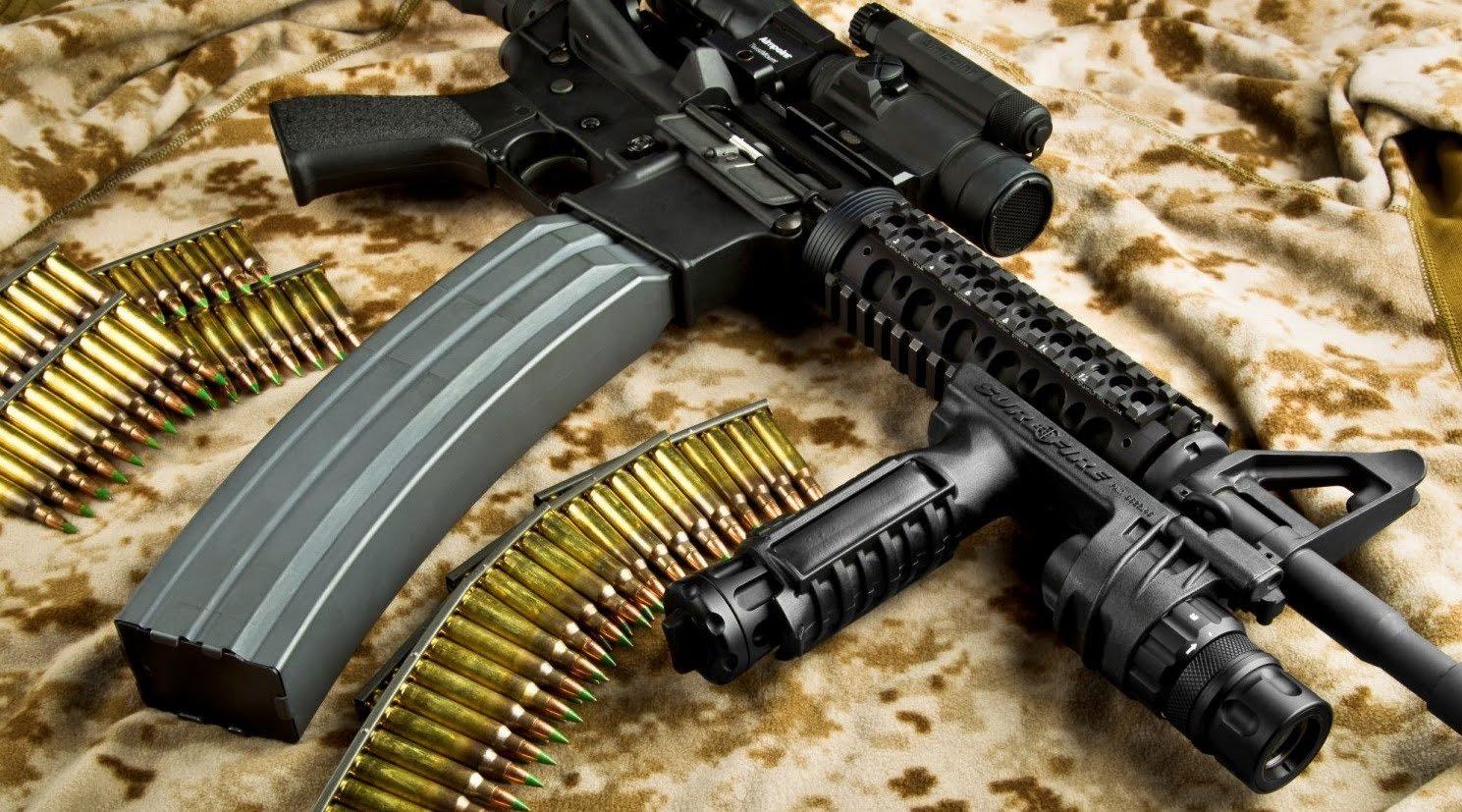 Трамп одобрил усиление контроля за реализацией оружия