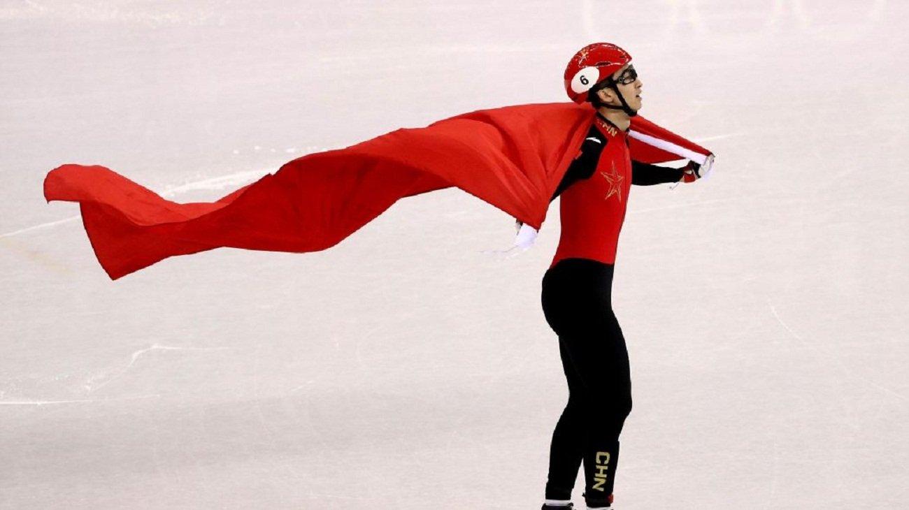 КНР одержал победу первое золото наОлимпиаде вЮжной Корее
