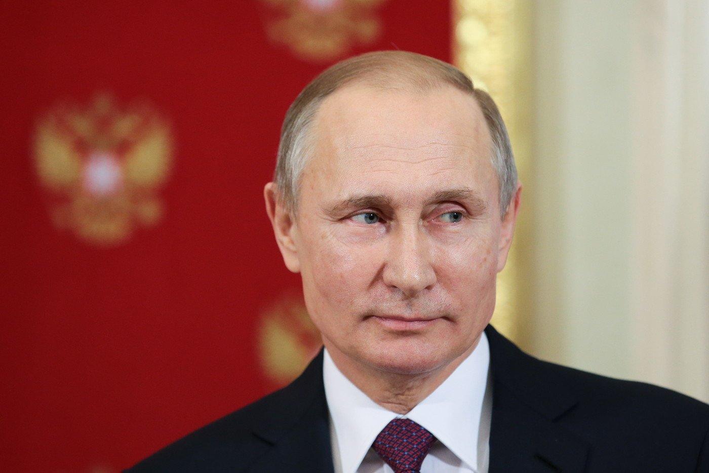 Путин возглавил медиарейтинг самых упоминаемых вСМИ мужчин
