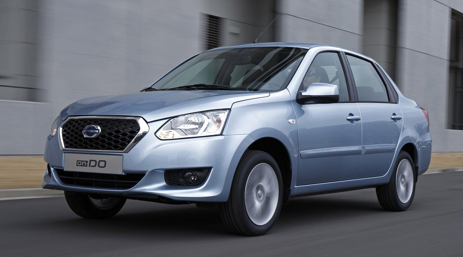 Ксередине зимы Datsun увеличила продажи вРФ на14,1%