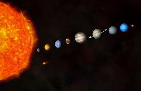 Учёные рассказали о неуловимой девятой планете Солнечной системы