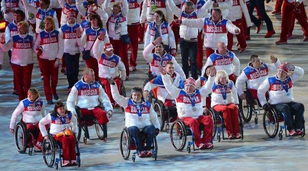 Россия отправит на Паралимпийские игры 33 спортсмена