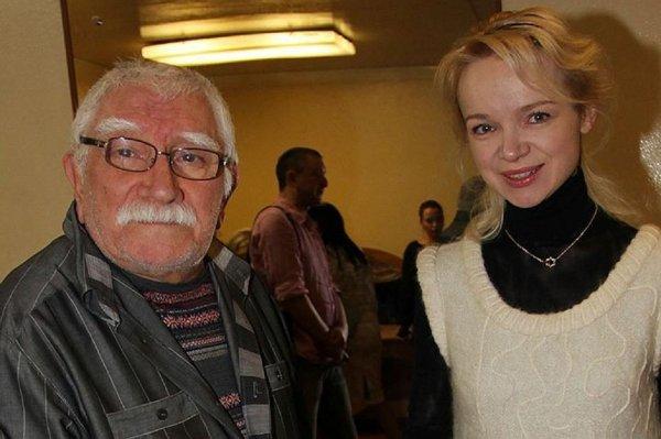Наследник Джигарханяна раскритиковал платье Цымбалюк-Романовской