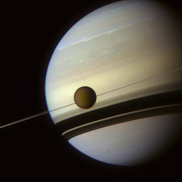 В NASA подтвердили существование признаков жизни на Титане