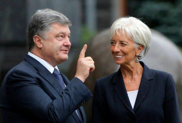 МВФ обещает дать кредит Украине только после повышения Киевом цен на газ