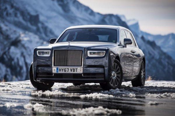 Названы самые дорогие автомобили на рынке России