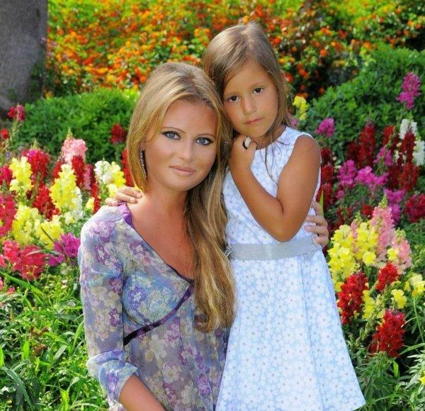 Родная дочь Даны Борисовой вырвала ей клок волос